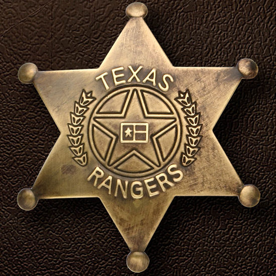 Picture of Texas Rangers Badge