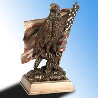 Picture of American Pride Bald Eagle Statue