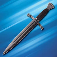 Crecy Double Edged War Dagger - full view - Battlecry By Windlass