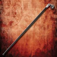 Fisted Walking Stick by Windlass