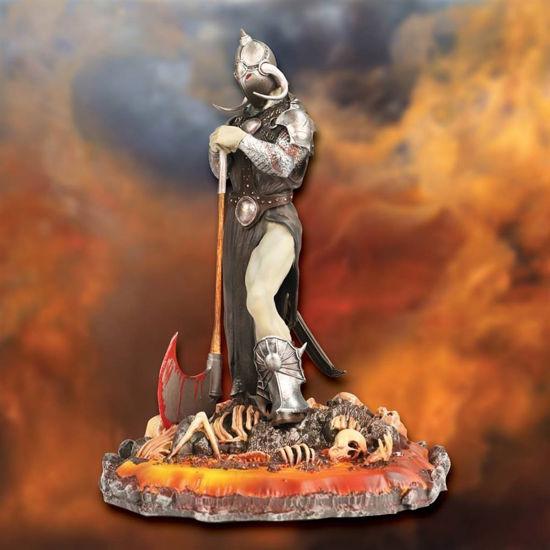Death Dealer 3 Statue