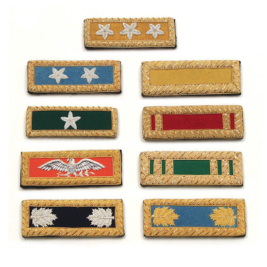 Union Army Officer's Shoulder Boards or Straps