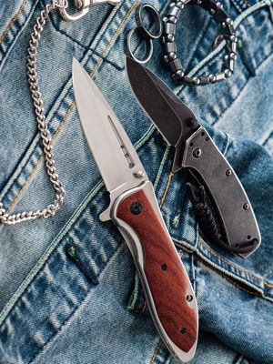 Fixed Blade or Folder?