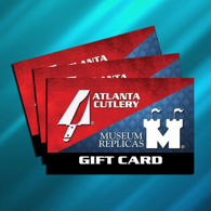 Gift Card of Atlanta Cutlery