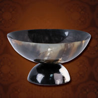Picture of Horn Footed Serving Bowl