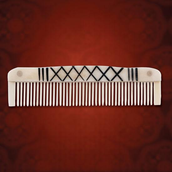 Picture of Bone Viking Comb