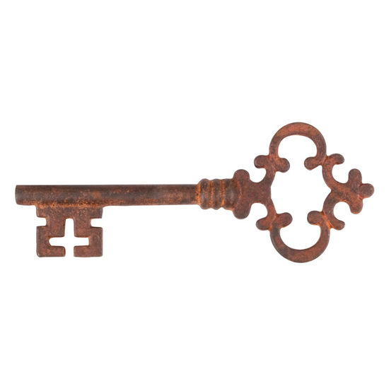 Picture of Victorian Iron Key