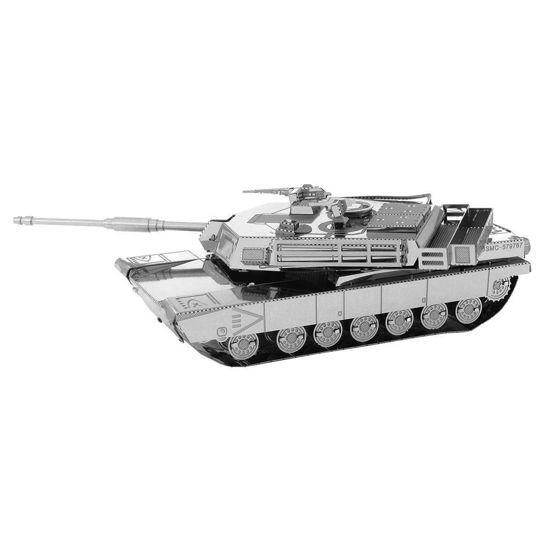 M1 Abrams Tank Metal Model
