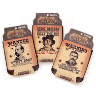 Picture of Set of 3 Old West Wanted Poster Koolies