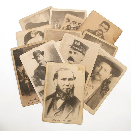 Picture of Old West Lawman Photo Set