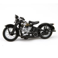 Picture of Harley Davidson Knucklehead Motorcycle Die-Cast Model