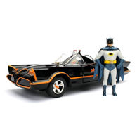 Picture of 1966 Batmobile Die-Cast Model with Figures