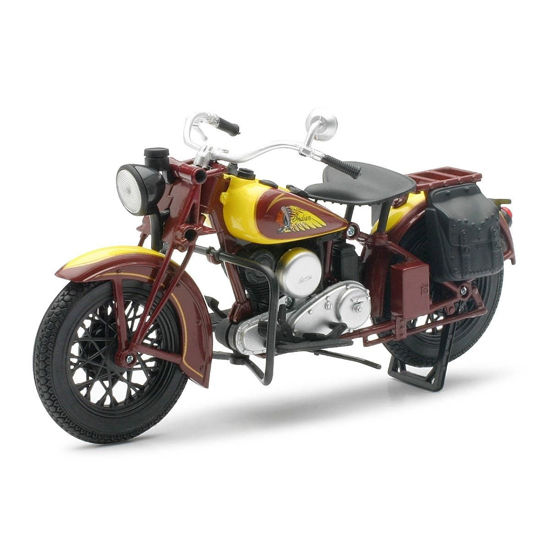 Picture of 1934 Indian Scout Sport Motorcycle Die-Cast Model