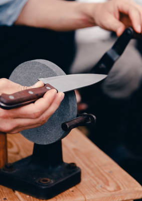 How To Sharpen And Maintain Your Knife Investment
