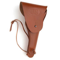Right Hand Draw US 1911 Style Brown Leather Holster