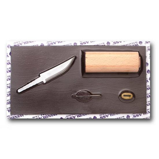 Multi-Purpose Skinner DIY Knife Kit