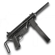 US WWII M3 Grease Gun Non-Firing Replica