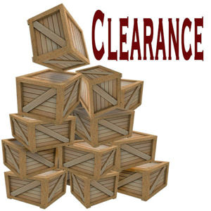 Picture for category Clearance Sale