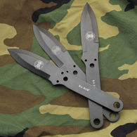 KA-BAR Set of 3 Throwing Knives