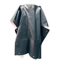 Rubberized Cloth Poncho