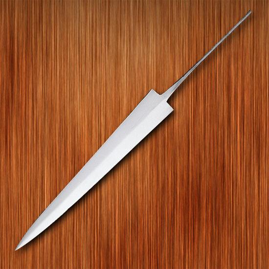 1085 high carbon steel Arkansas Toothpick Blade Blank