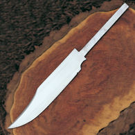 Windlass Steelcrafts Knife Blank - Extra Long Hunter Fighter Blade