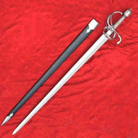 One Handed Munich Sword with Scabbard