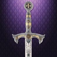Templars Sword by Marto of Spain