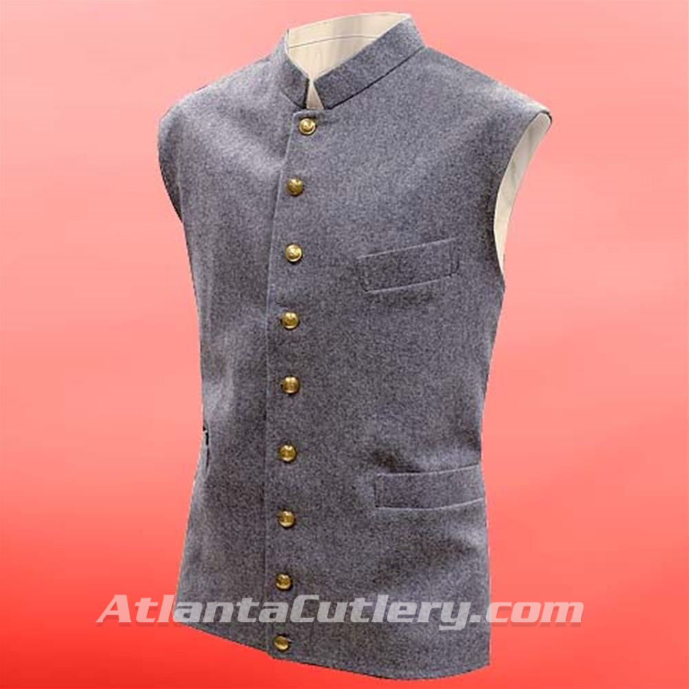 Civil War era Confederate Vest