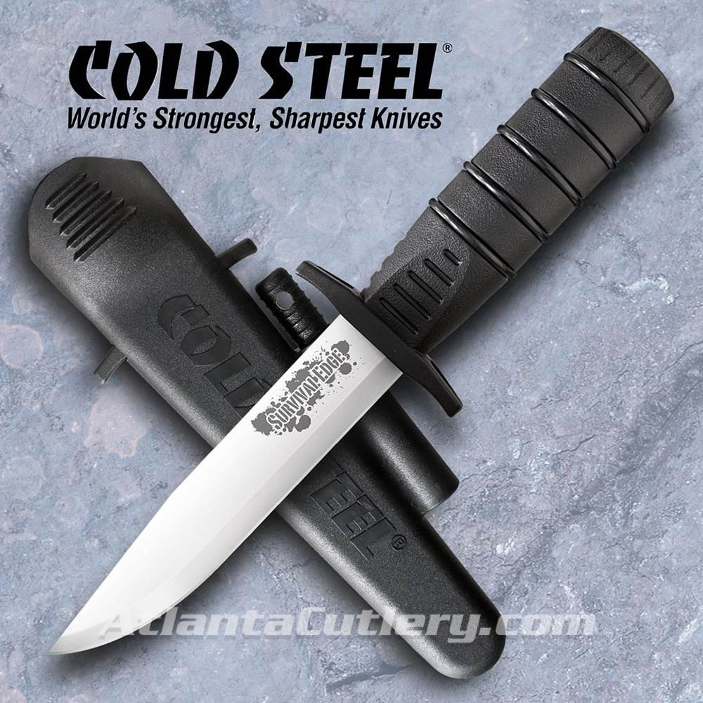 Survival Edge Knife by Cold Steel