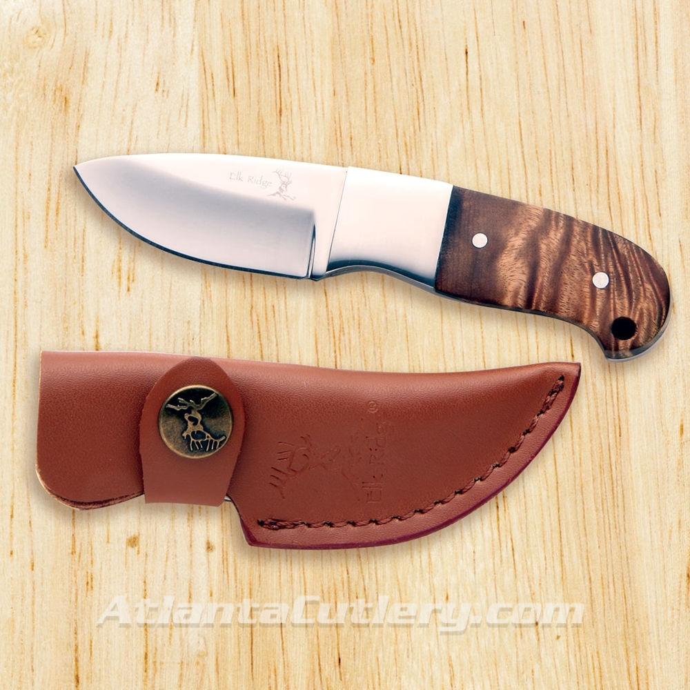 Elk Ridge Mini Skinner Knife with Belt Sheath