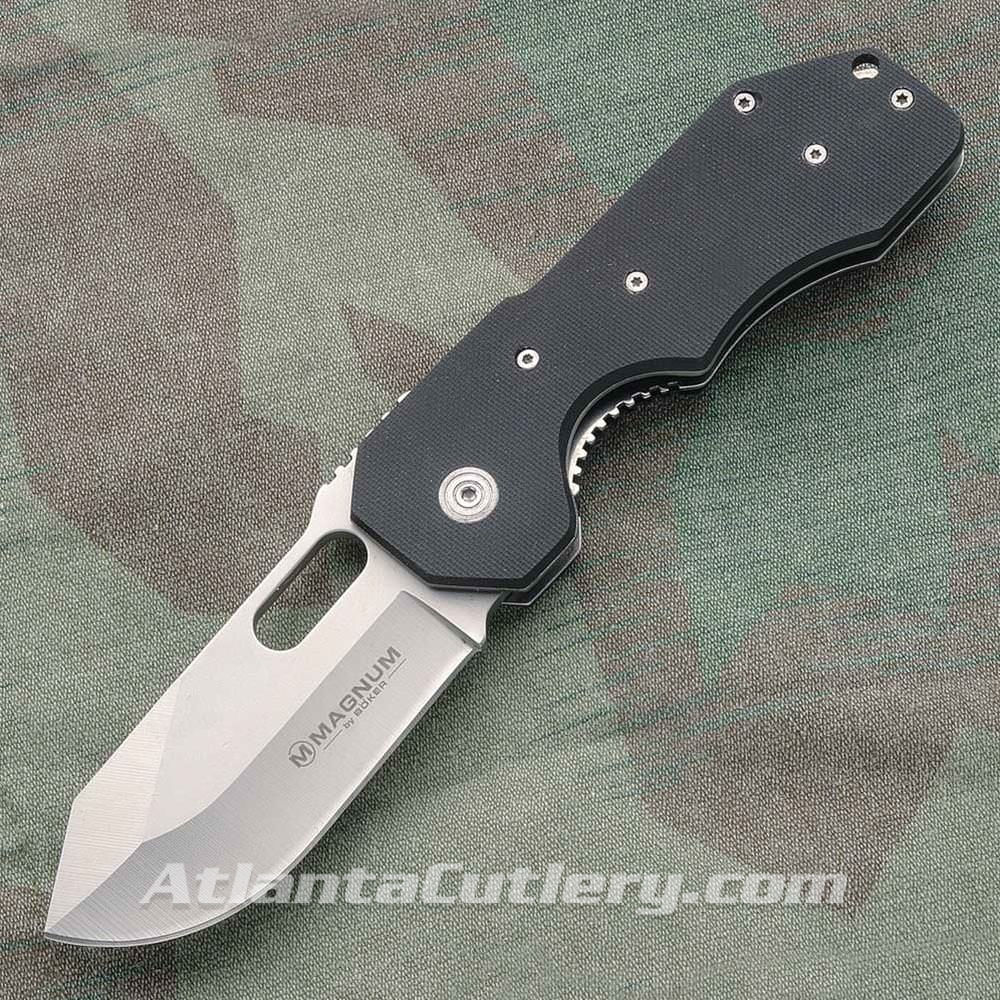 Boker Magnum Bulldog Knife