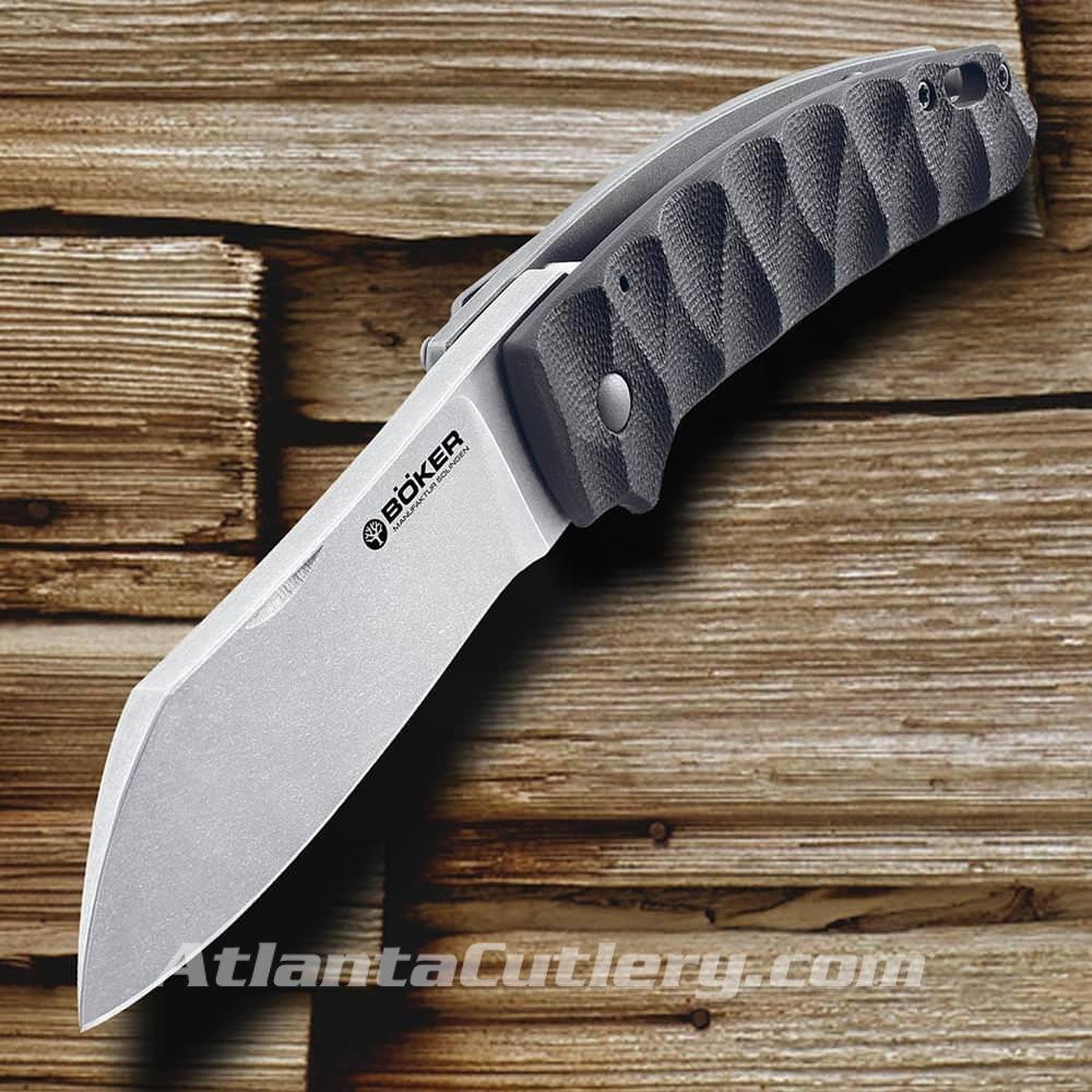 Boker Haddock Knife