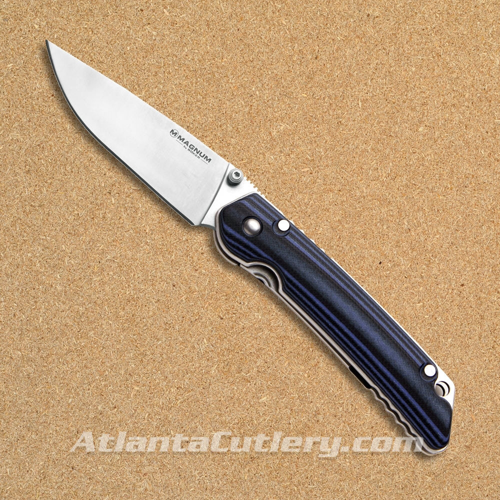 Magnum B & B Folder Pocket Knife