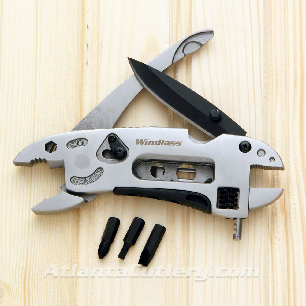Picture of Windlass Pocket Pal Double Plier Multi Tool