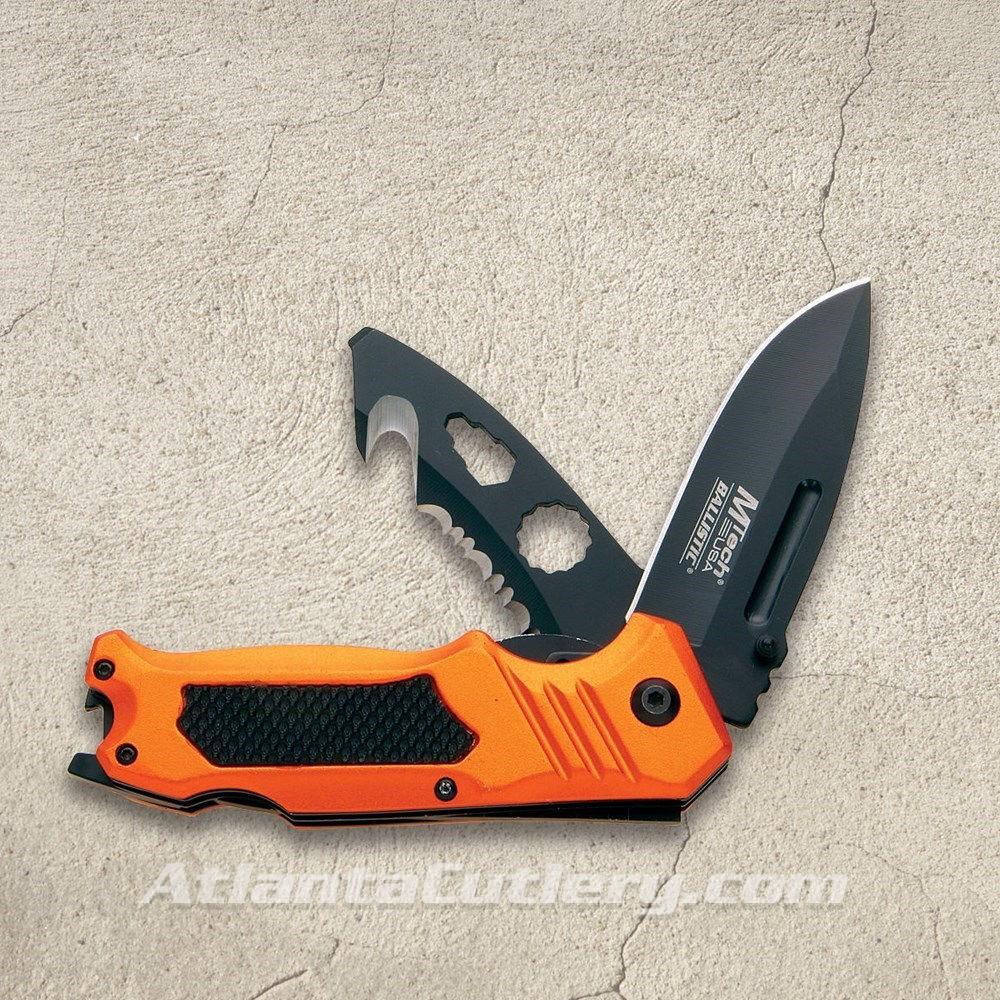 MTech Rescue Folder - Dual Blades