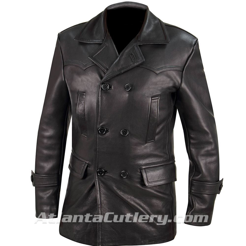 German U–Boat Officer Leather Jacket