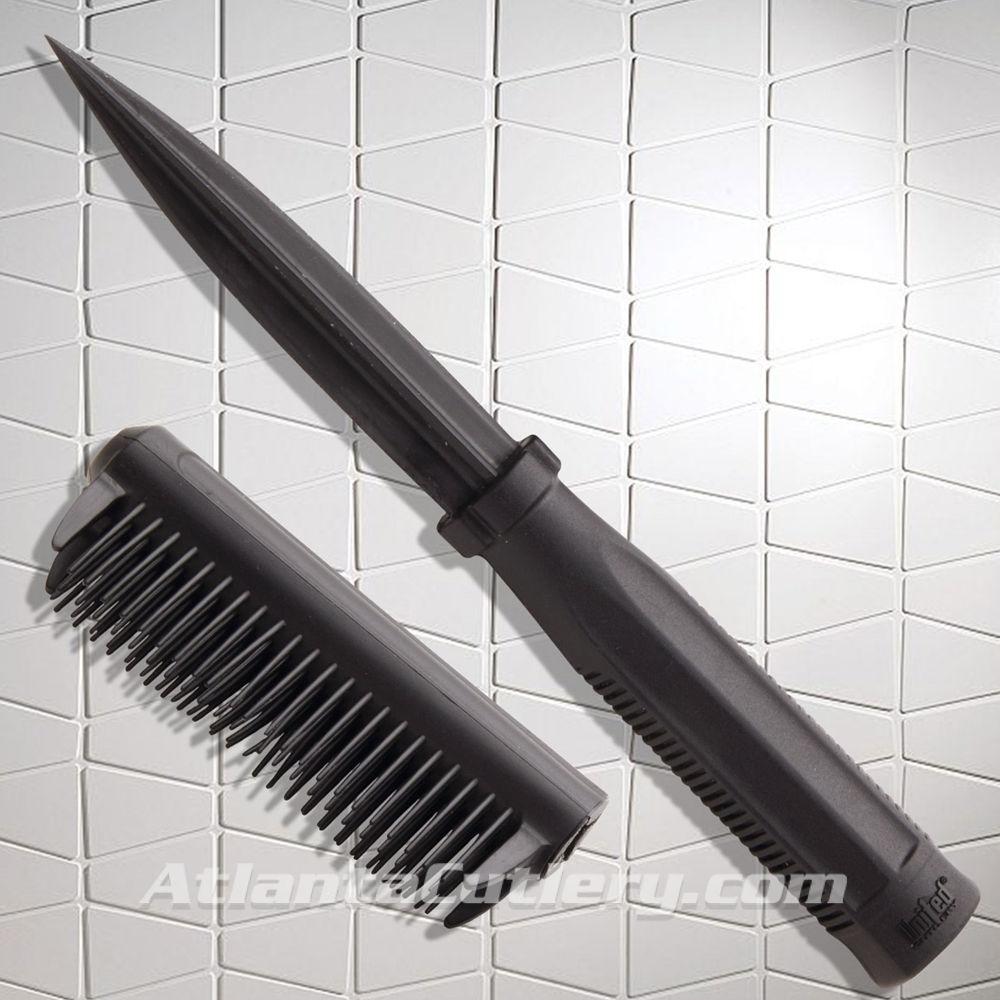 Self Defense Hair Brush - Spike Blade