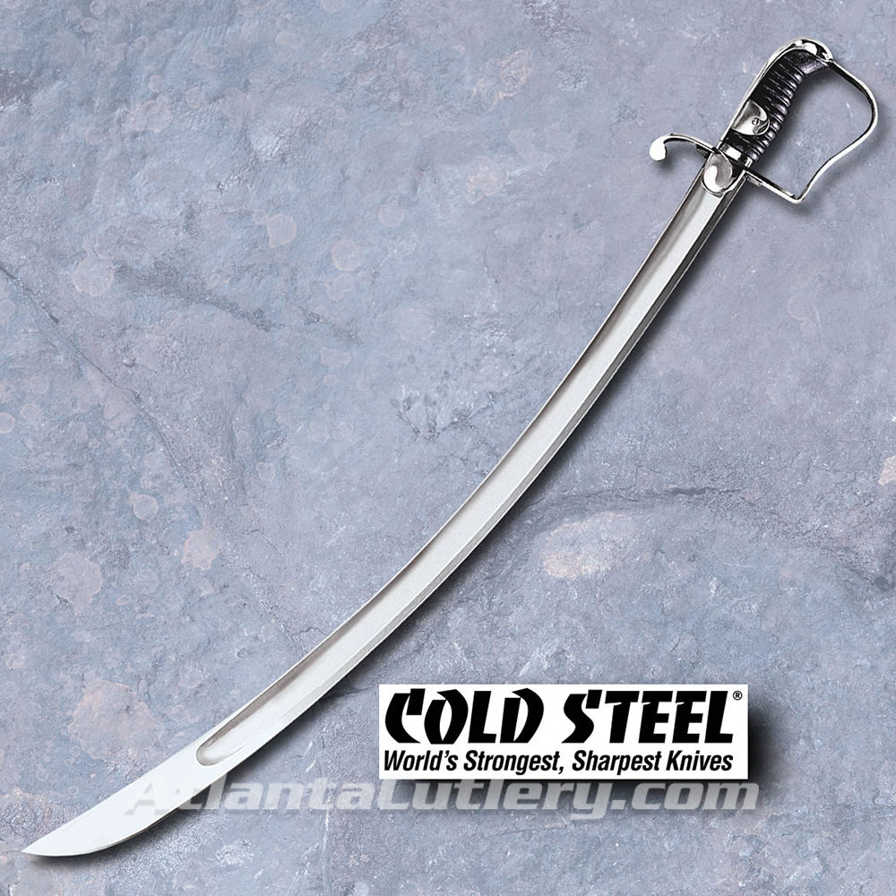 Picture of 1796 Light Cavalry Saber with Steel Scabbard