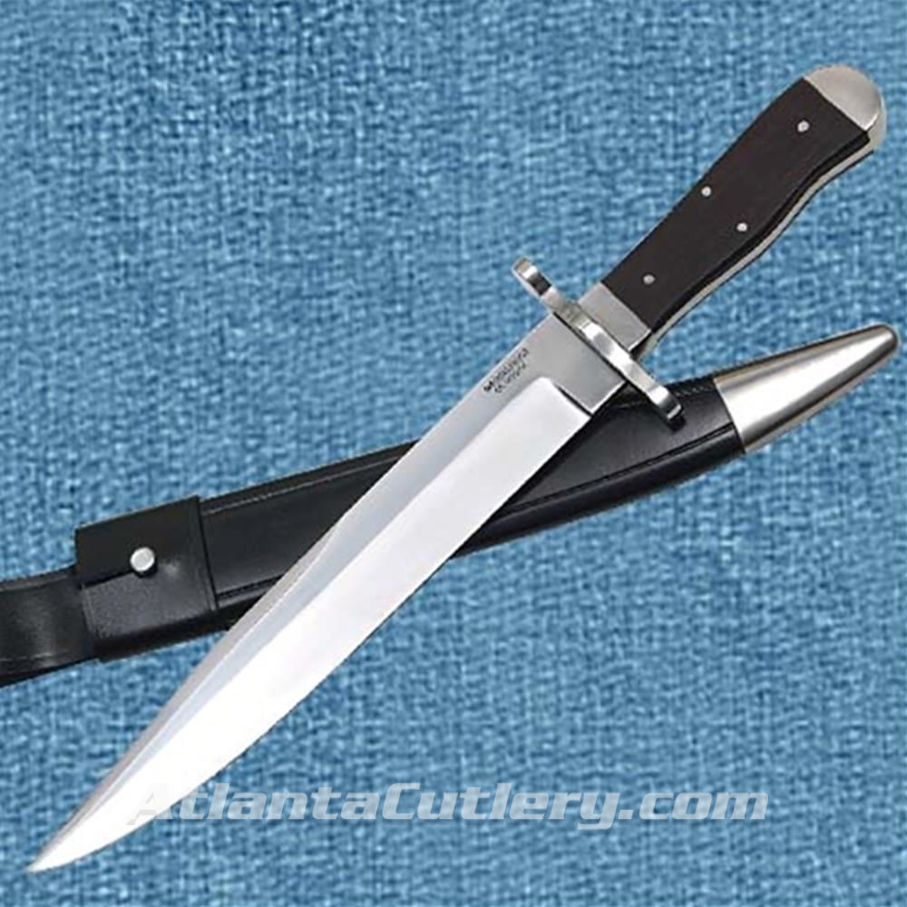 1880 Bowie Knife with Scabbard