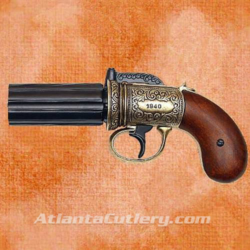 Picture of Pepper Box Replica Revolver
