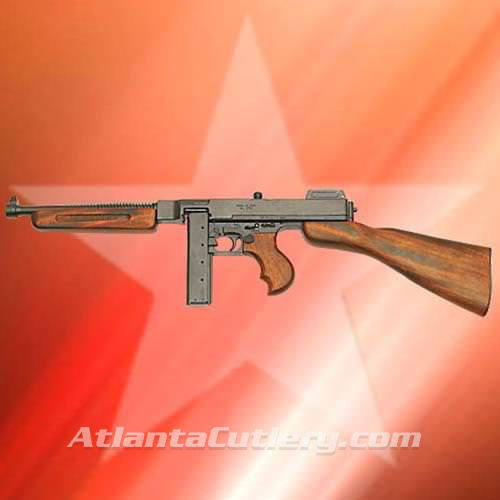 Picture of 1928A1 SMG Military Model Dummy Gun