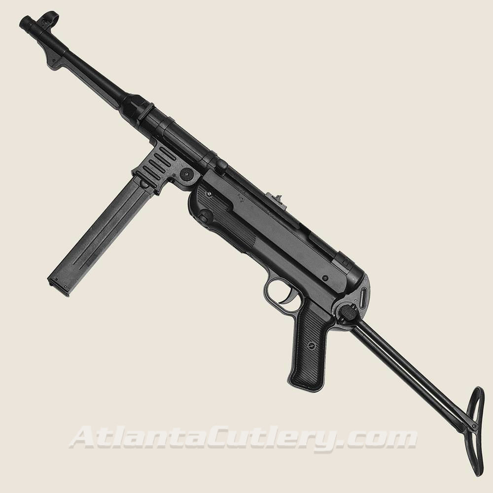 German WWII MP-40 Non-Firing Dummy Machine Pistol