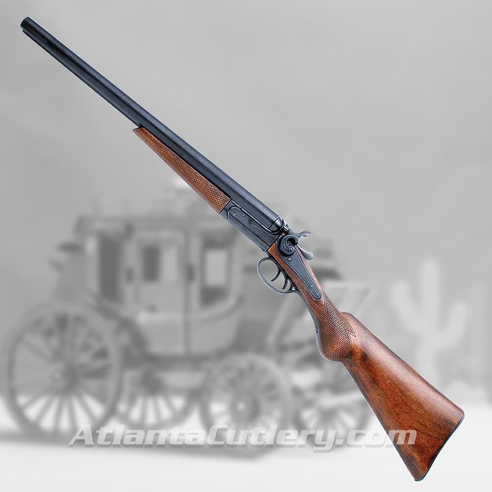 Double Barreled Stagecoach Shotgun