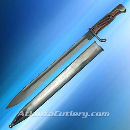 98 Butcher Blade Bayonet with Scabbard