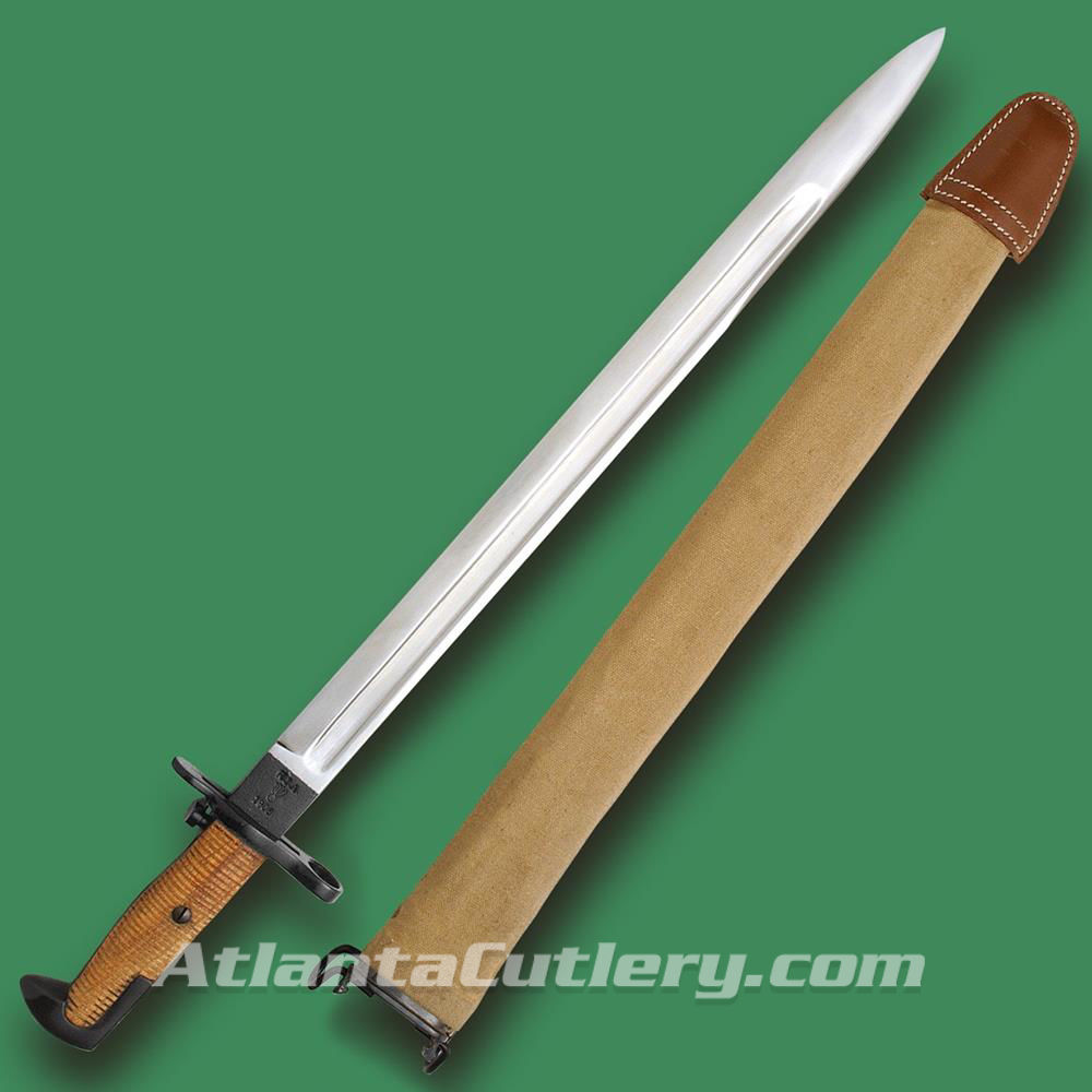 M-1905 Springfield Bayonet with Scabbard