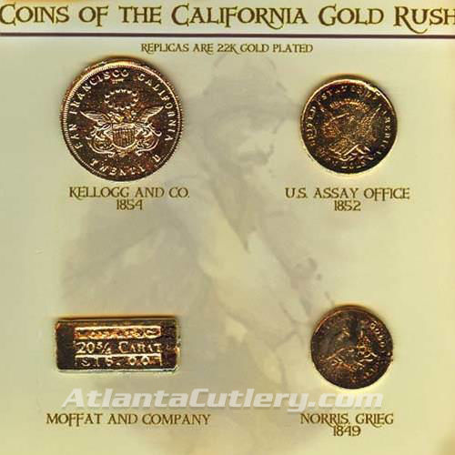 Picture of Coins of the California Gold Rush