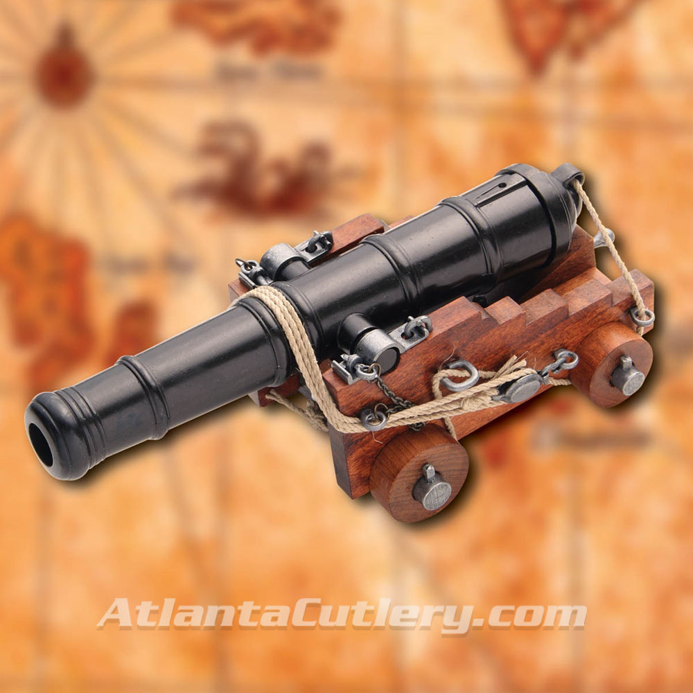 Picture of 18th Century Naval Miniature Canon
