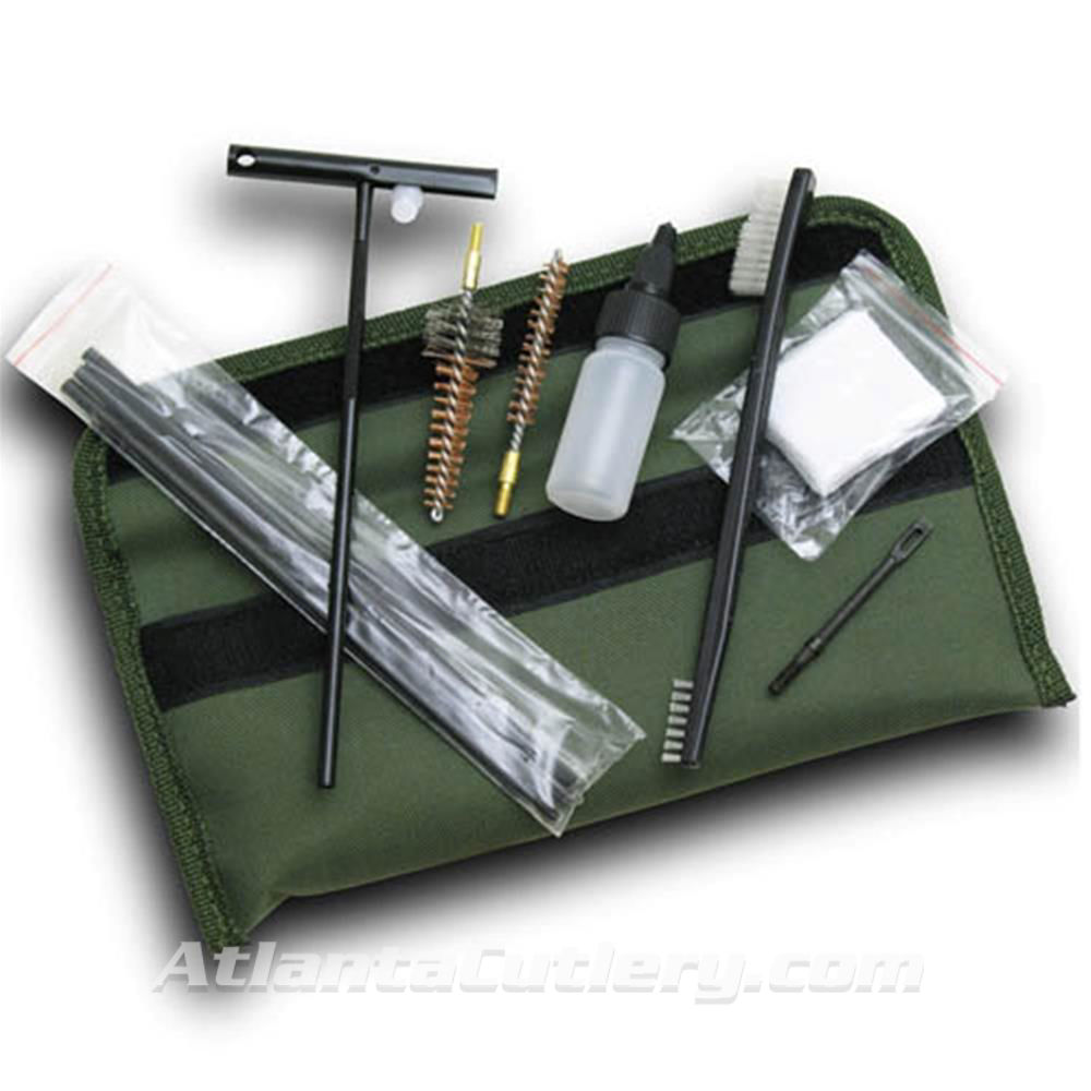 Picture of Gun Cleaning Kit 5.56 mm Official Issue Single Caliber