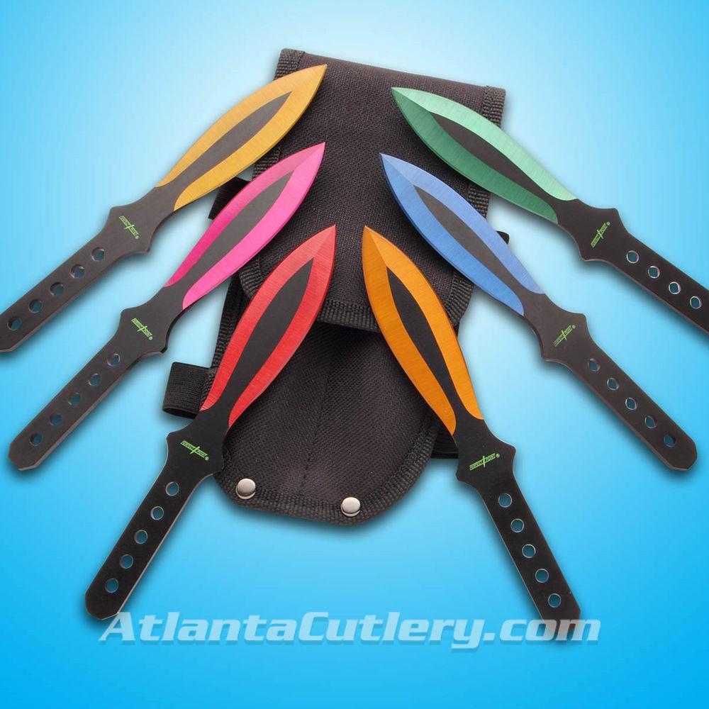 Flash Throwing Knife Set